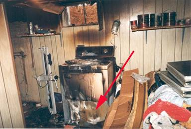 Heat Related Damage Pattern Analysis