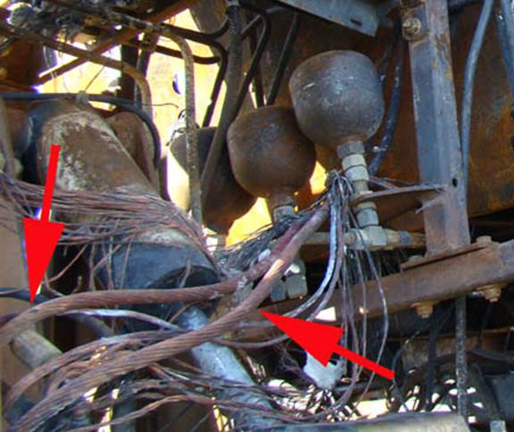 Design Problem: Chaffing of Electrical Wire Insulation on